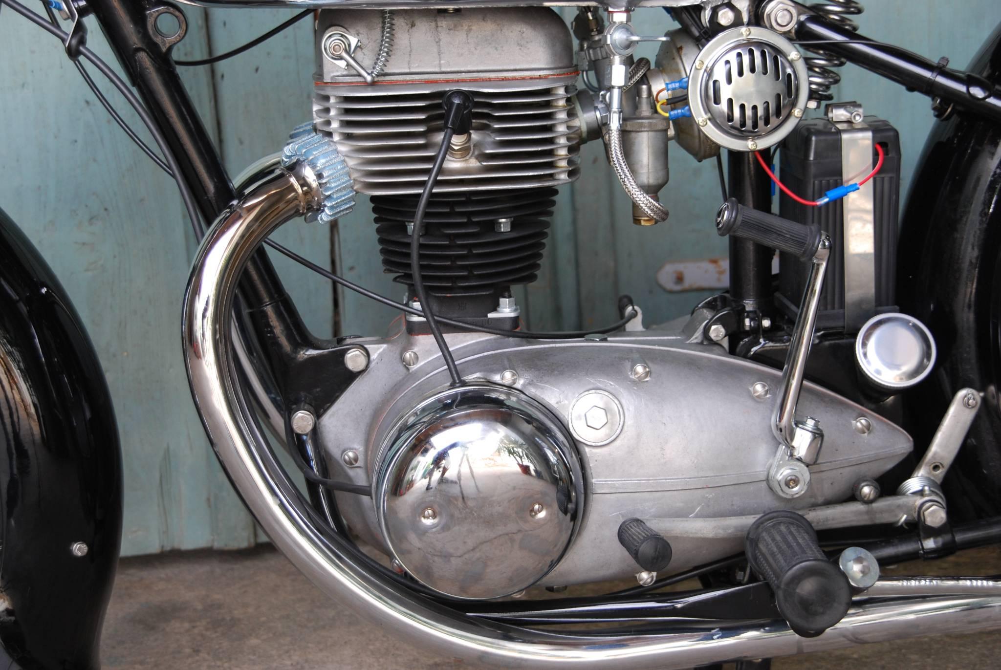 Horex Regina mit Großlagermotor